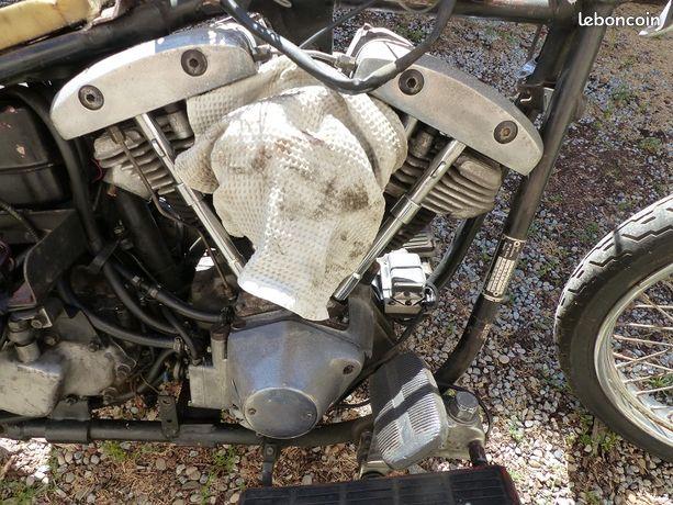 Harley Shovelhead 1974 B4fc6b10