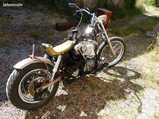 Harley Shovelhead 1974 F64b8d10