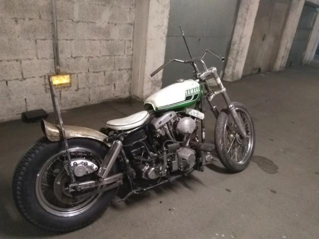 Harley Shovelhead 1974 Img_2028