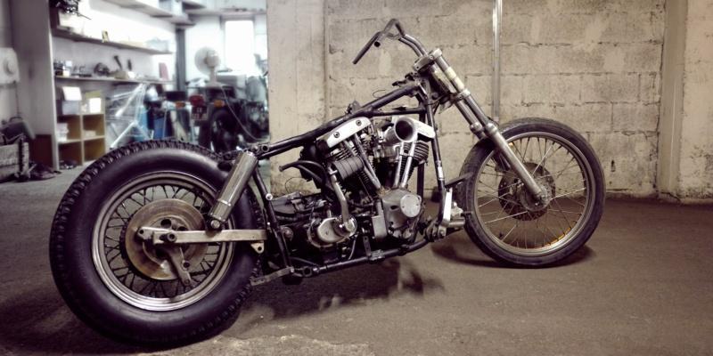 Harley Shovelhead 1974 L1000010