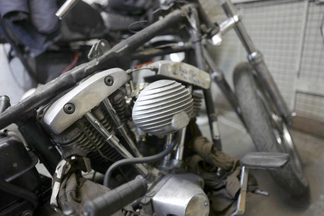 Harley Shovelhead 1974 L1000513