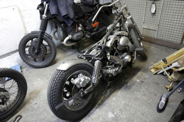 Harley Shovelhead 1974 L1000514