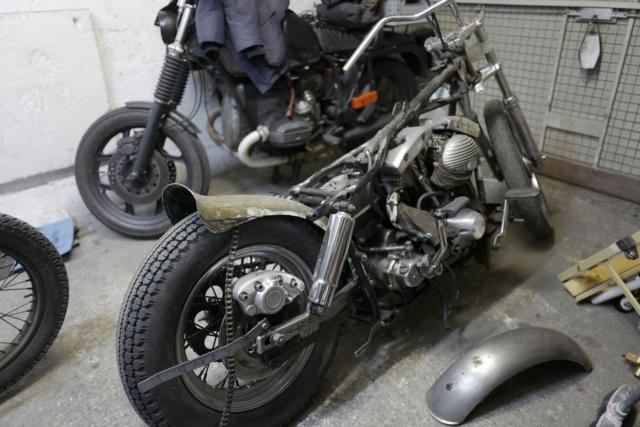Harley Shovelhead 1974 L1000515