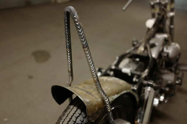 Harley Shovelhead 1974 L1000610