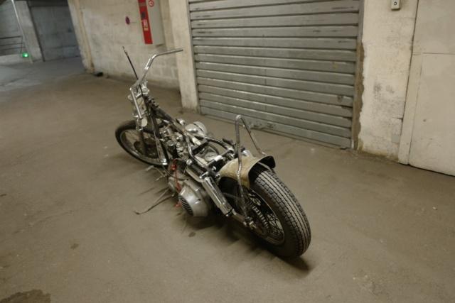 Harley Shovelhead 1974 L1000611