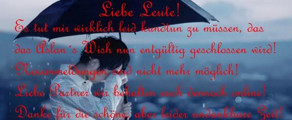 *Aslan's Wish*