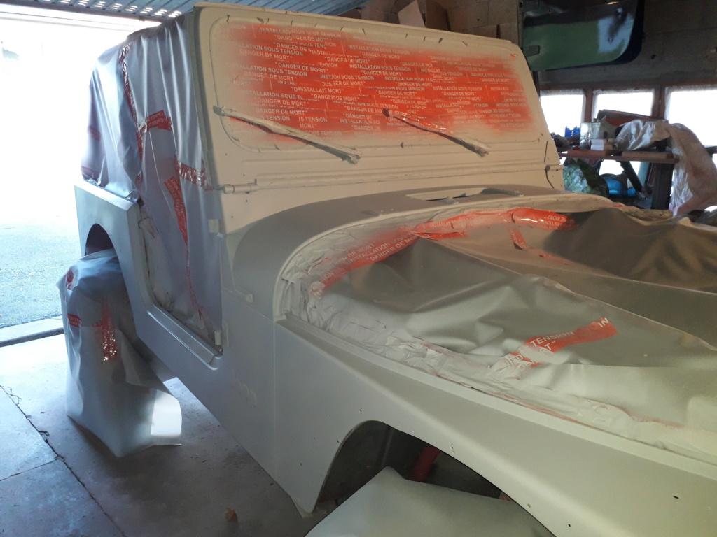 Qu'avez vous fait pour/avec/dans votre jeep aujourd'hui? - Page 8 20200111
