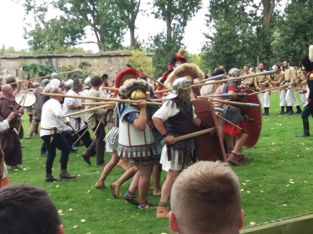Camp multi-époques - COUDEKERQUE - journée du patrimoine 2018 20180910
