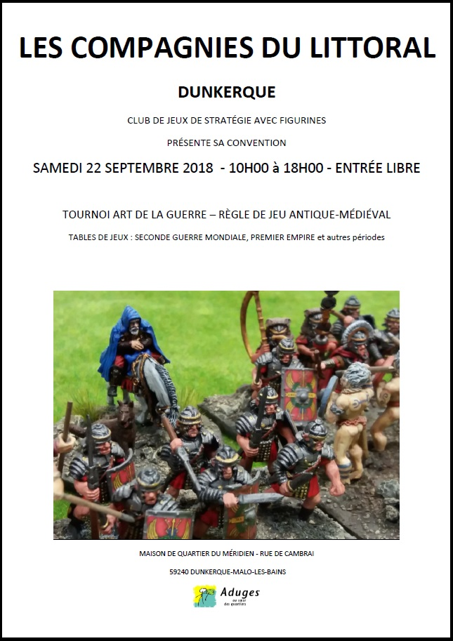 Convention des Compagnies du Littoral-22 septembre DUNKERQUE Compag11