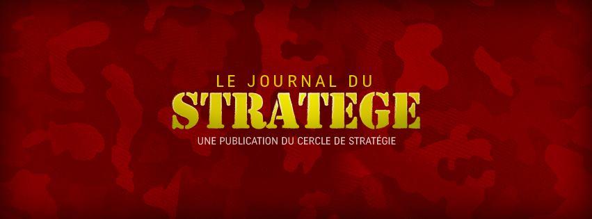 """Nouveau site """"Journal du stratège"""" 20799510"""