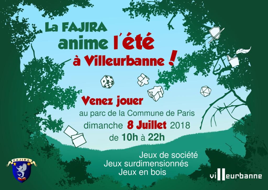 Animations 8 juillet à Villeurbanne (Lyon, 69) 35118810