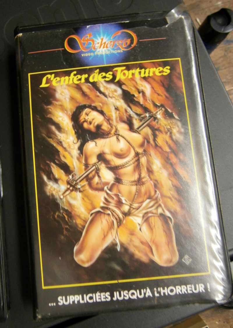 VHS echange et vente P8080637