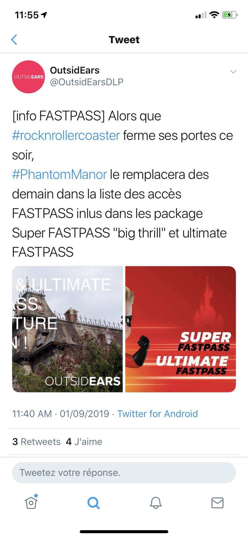 [Nouveau] Super FASTPASS et Ultimate FASTPASS (15 octobre 2018) - Page 11 67572910