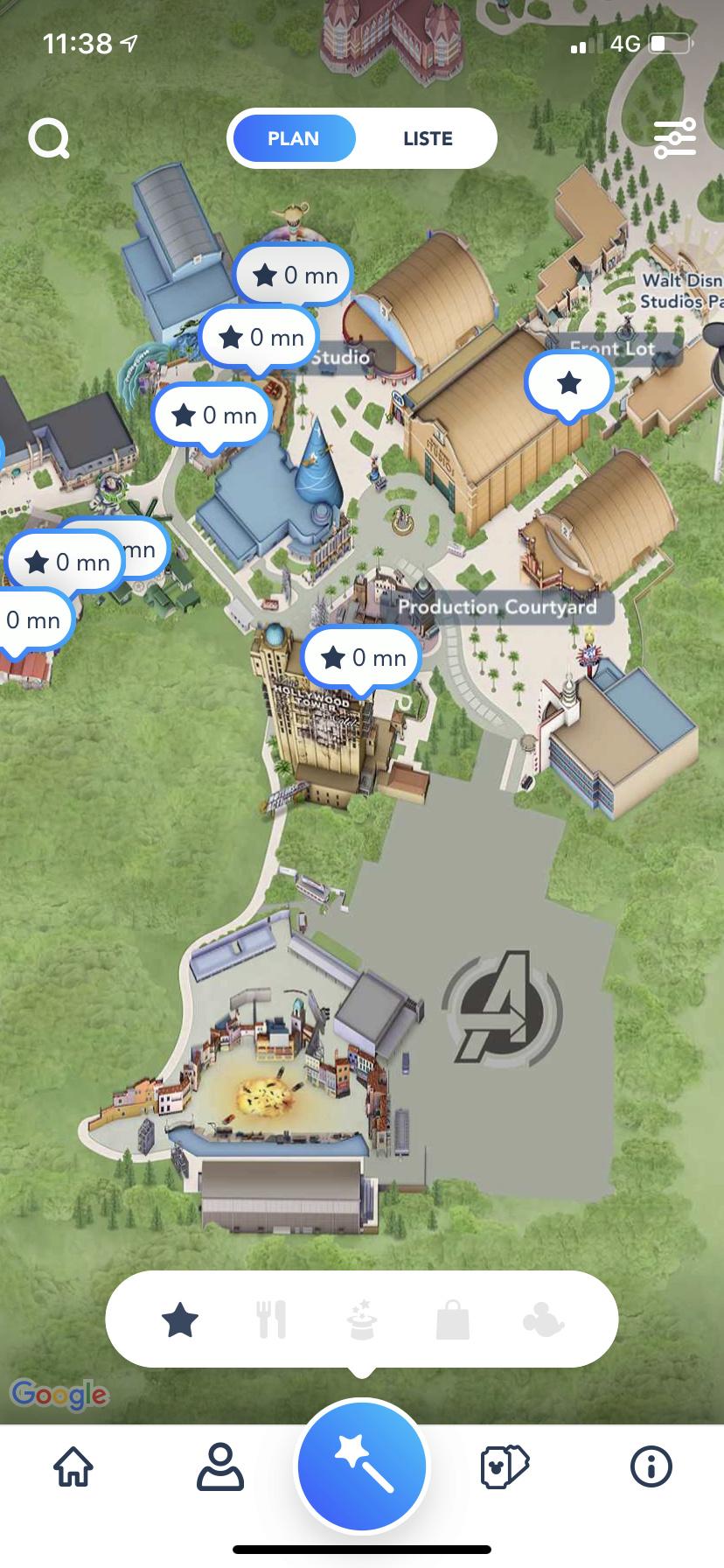 Application Disneyland Paris officielle sur iPhone, Android et iPad - Page 23 Cfcb1810