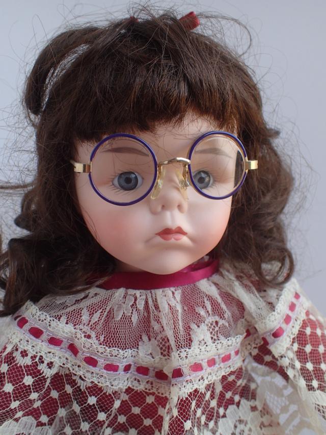 Donne 11 poupées de porcelaine P7209413