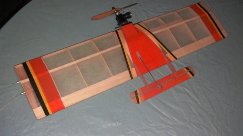 Unidentified 1/2A Combat Plane Combat12