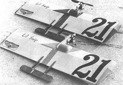 Unidentified 1/2A Combat Plane Lil-sn11