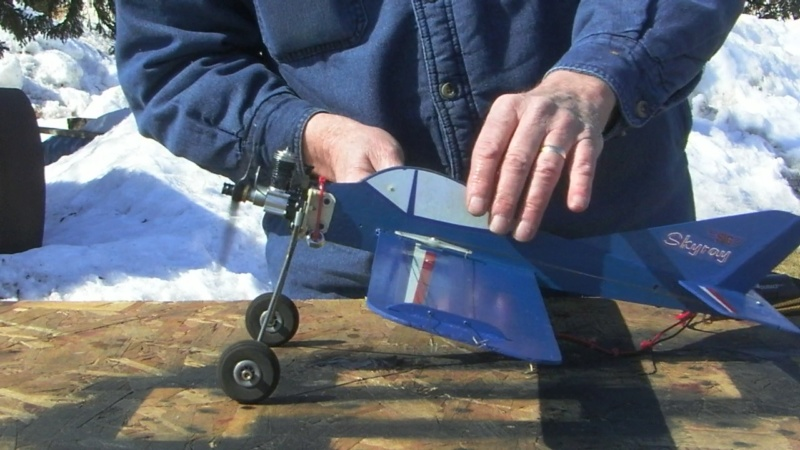 Ordered a 1/2A Skyray kit - Page 5 Skyray54