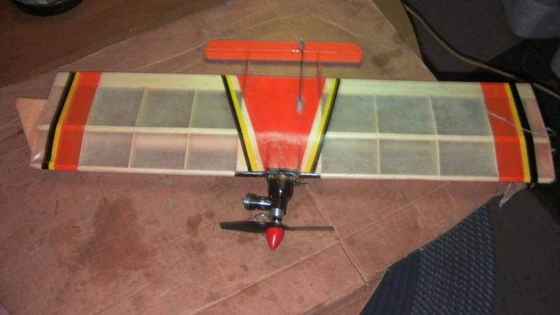 Unidentified 1/2A Combat Plane Snip-n12