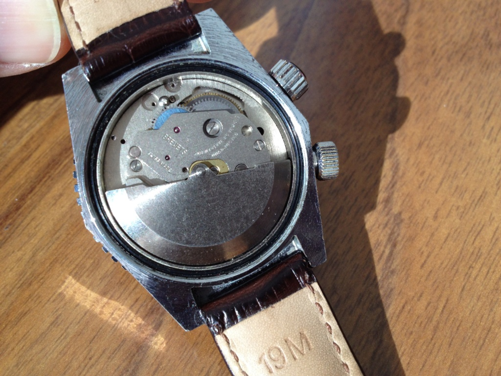 Sicura Automatic 25 Jewels Men's Wristwatches  Img_6310