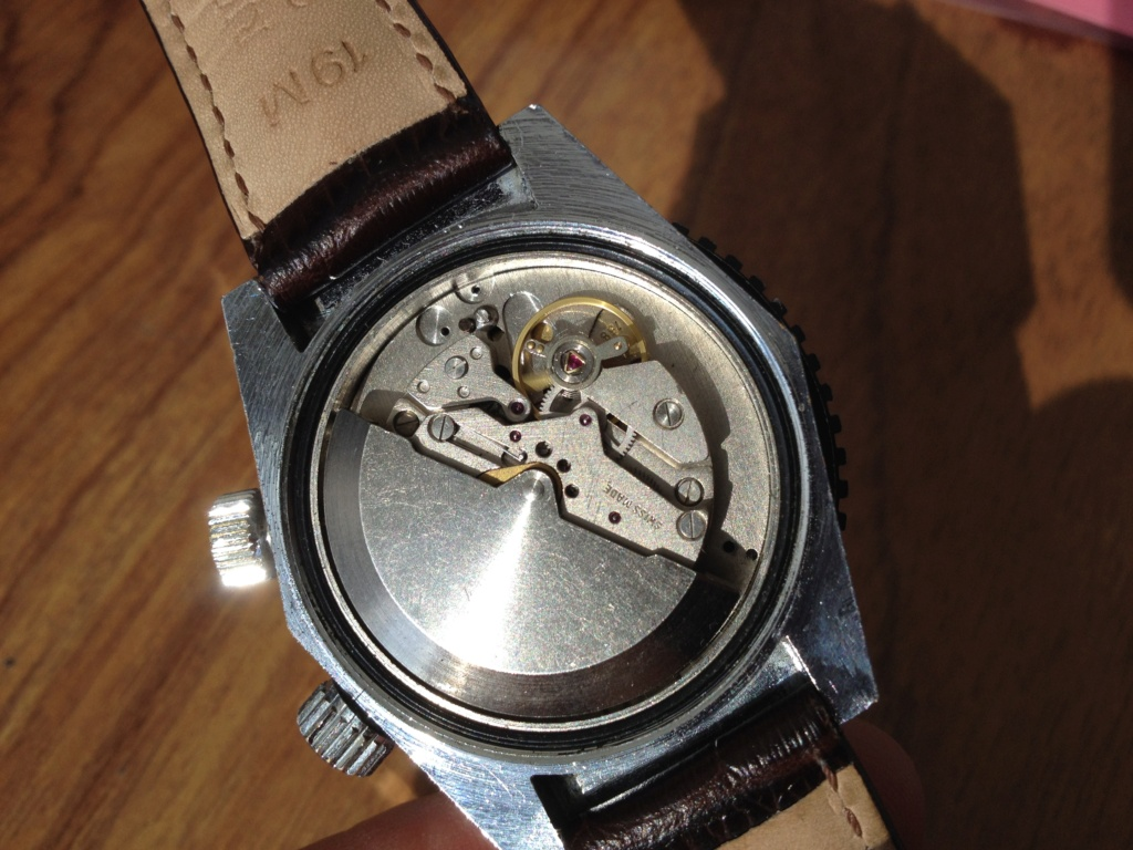 Sicura Automatic 25 Jewels Men's Wristwatches  Img_6311
