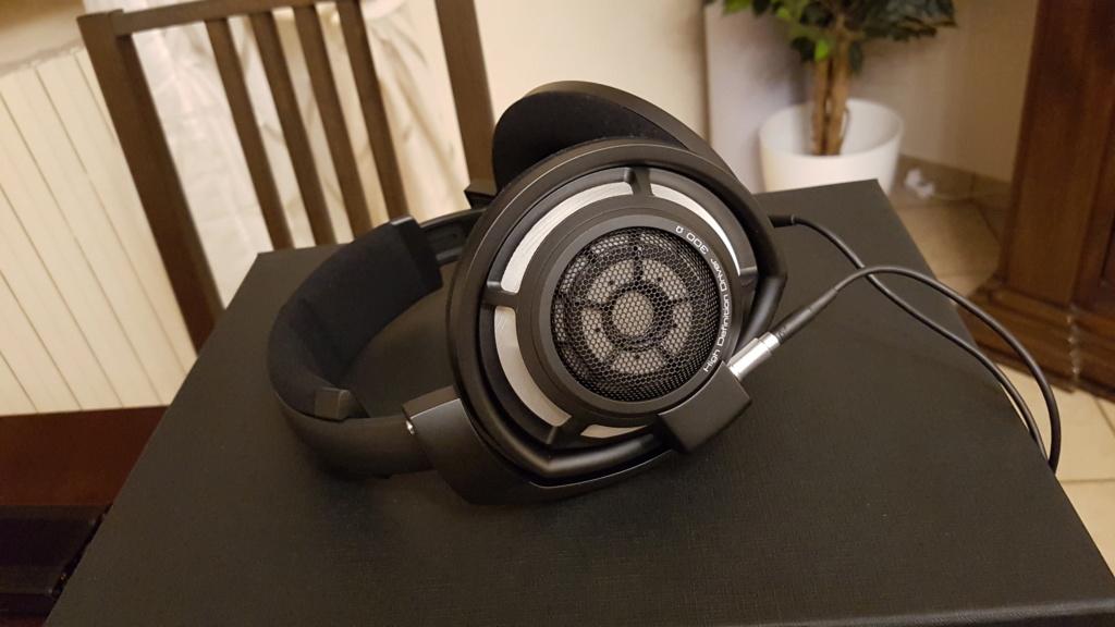 (TO) vendo sennheiser HD800S 20170810