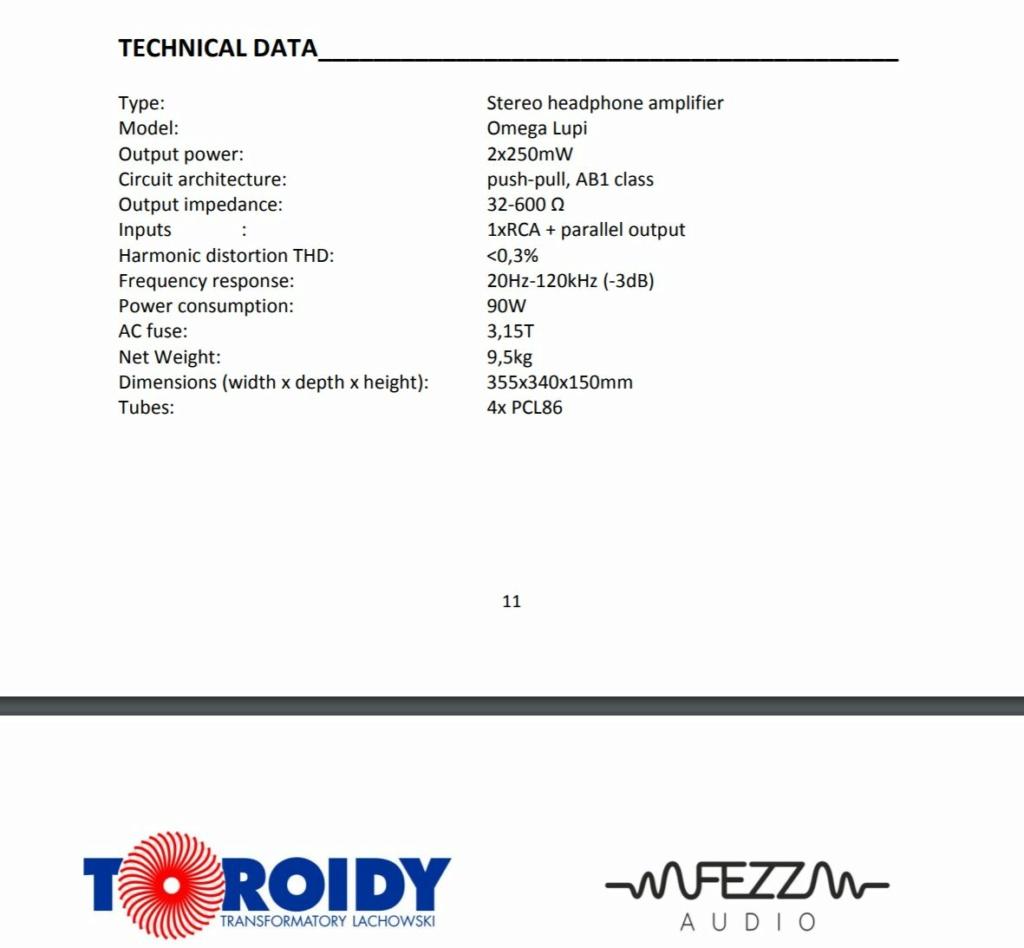 FEZZ Audio – Omega Lupi Cattur10
