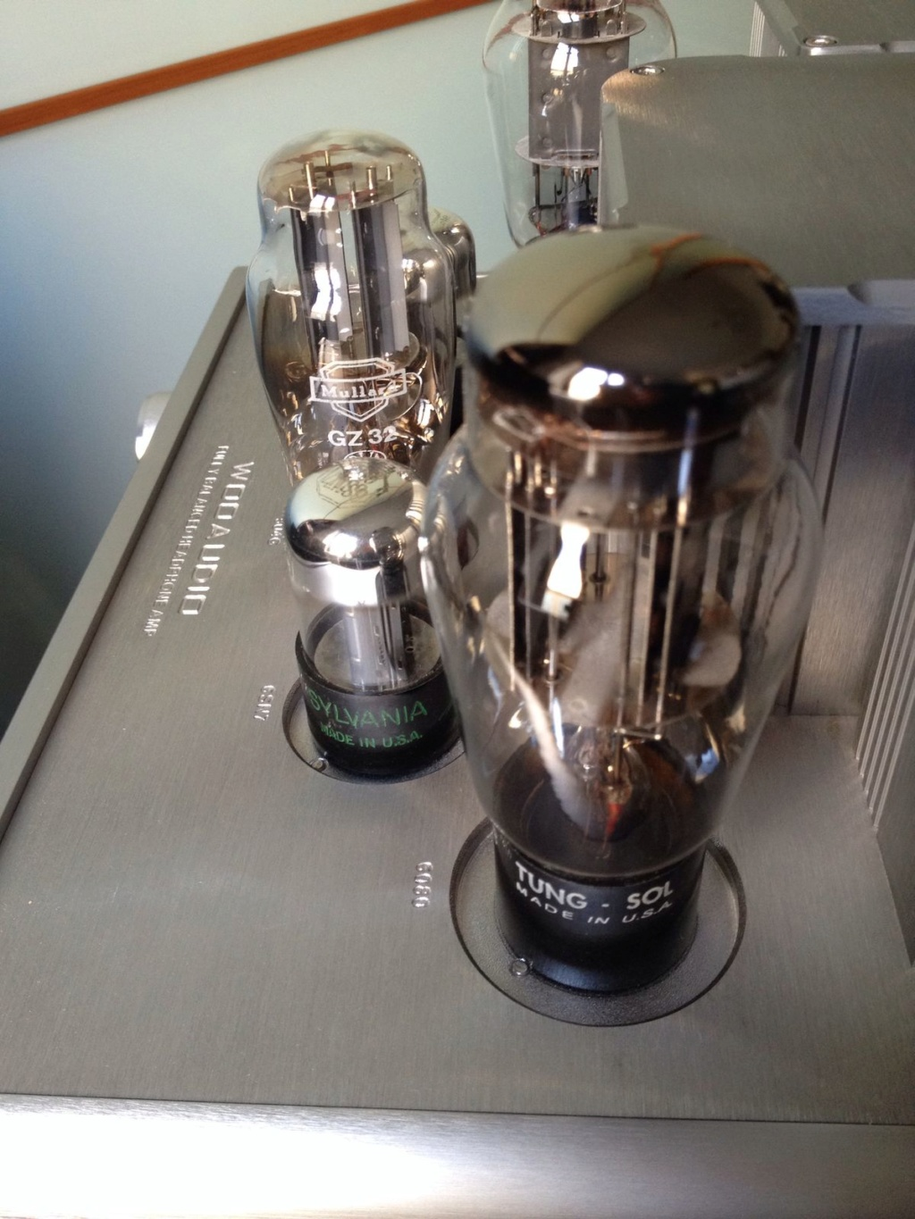 ( TO ) vendo amplificatore cuffia WooAudio WA22 Img-2043