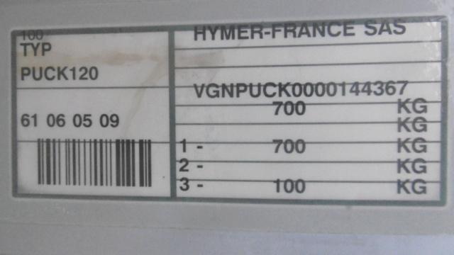 Plaque constructeur Eriba / Hymer [Post Photos] - Page 17 P1010612