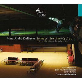Marc-André Dalbavie, Sonnets, Sextine-Cyclus Sonnet10