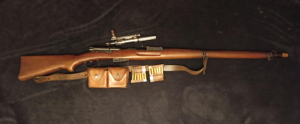 un fusil d'infanterie Model 1896/11 16087310