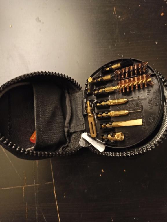 Recherche kit de nettoyage multi calibres 16301713
