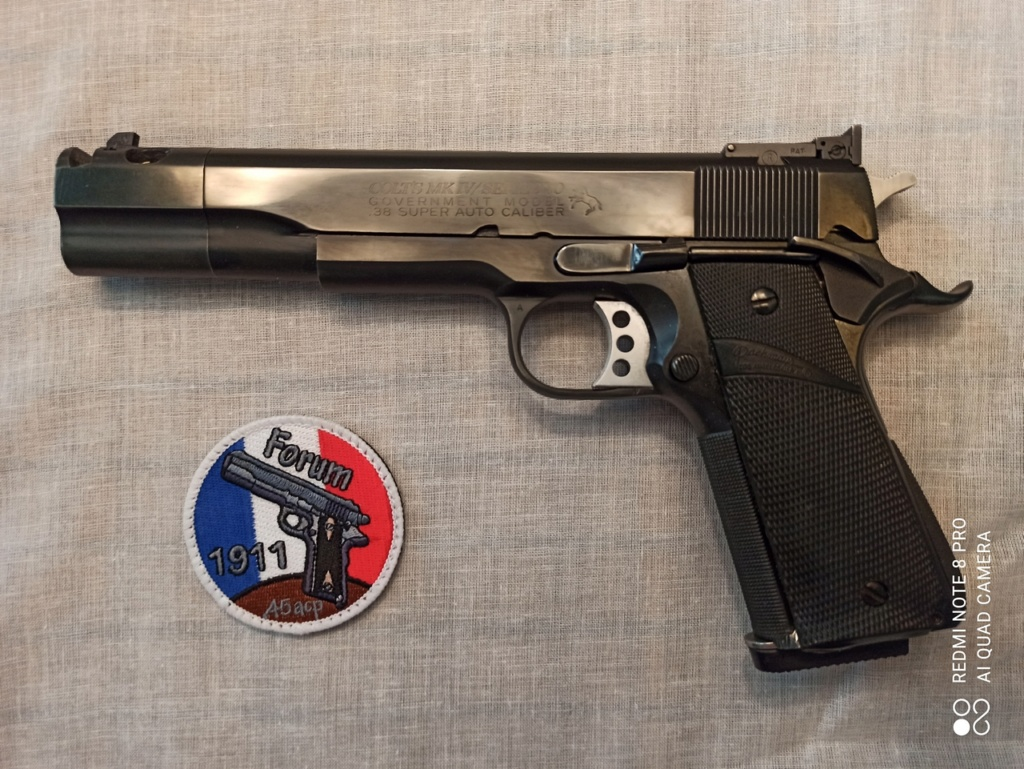 Colt's Government Model MKIV Series 70 .38 SA 1911_323