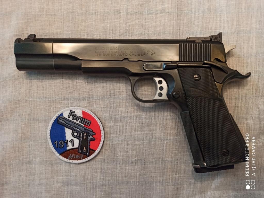 Nouveau dans mon coffre Colt 1991 .38SA 1911_328