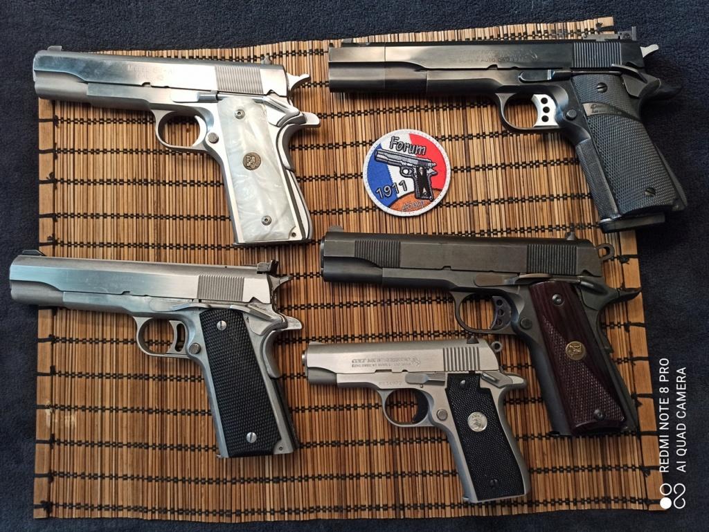 Nouveau dans mon coffre Colt 1991 .38SA 1911_329