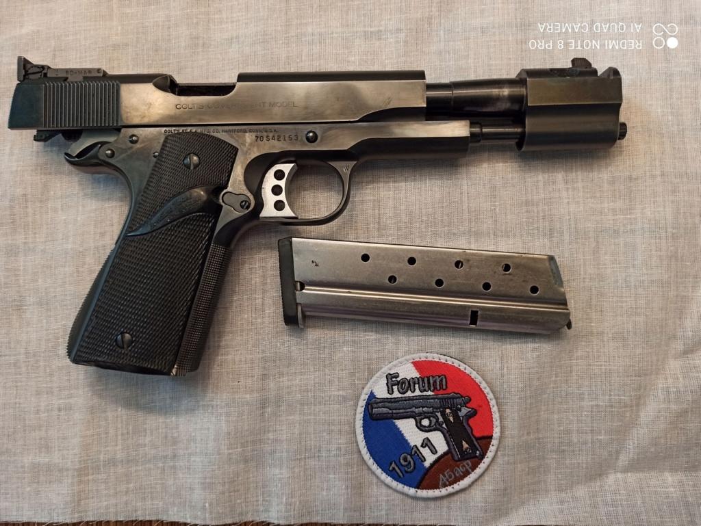 Colt 1911 Series 70 Government .38 SA 1911_335