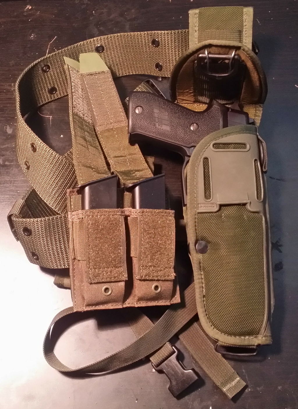 Holster divers 20190215