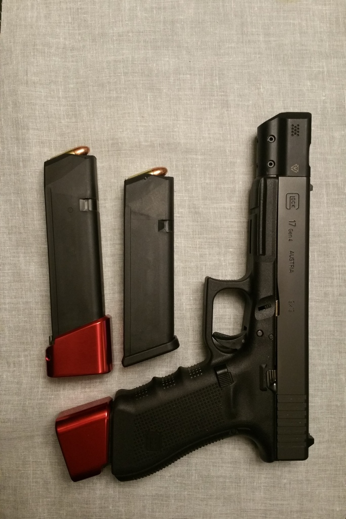 Chargeur Glock PMAG 17/21/27 longueur 20200312
