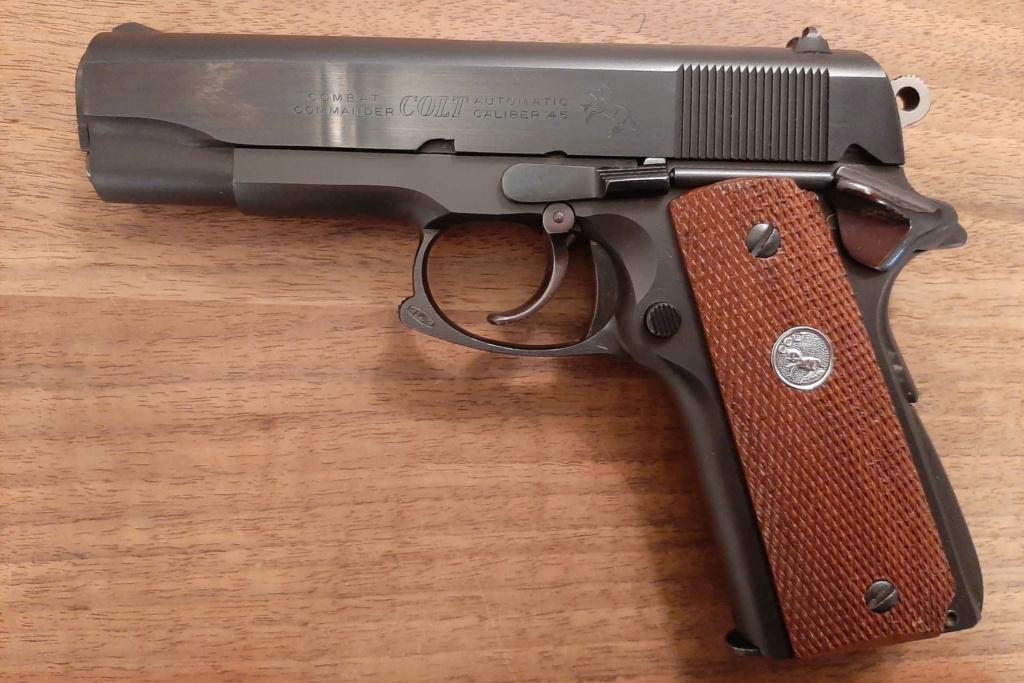 Colt 1911 Series 70 Government .38 SA 20210210