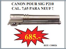 SIG P 210 , en mode arrosage . - Page 3 76510
