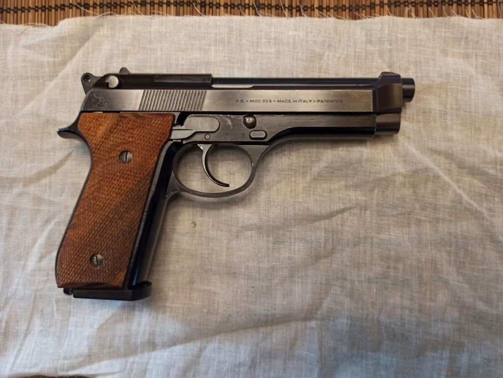 Beretta 92s 92s00910