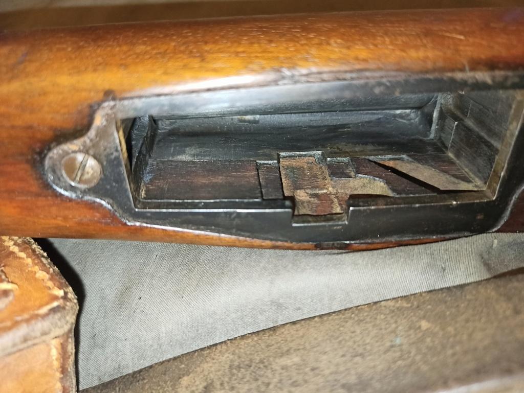 un fusil d'infanterie Model 1896/11 96110012