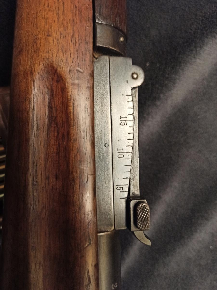 un fusil d'infanterie Model 1896/11 96110014