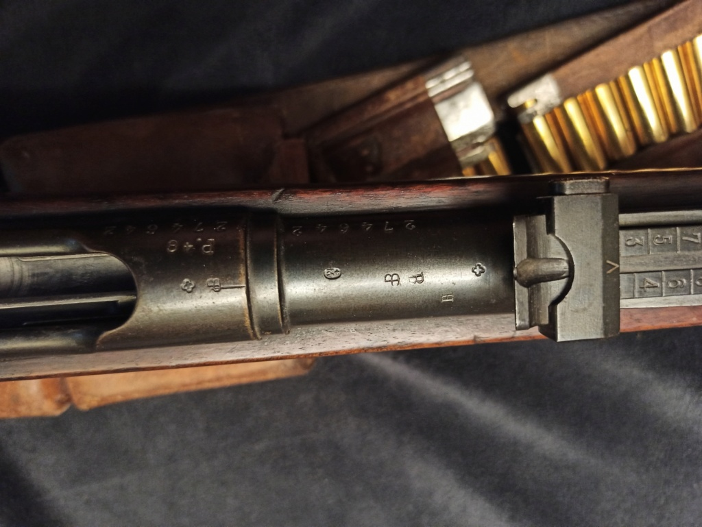 Fusil d'infanterie suisse 96/11 96110024