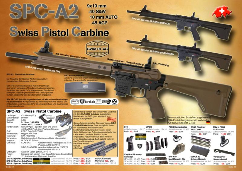 Carabine 45 acp style AR 962_110