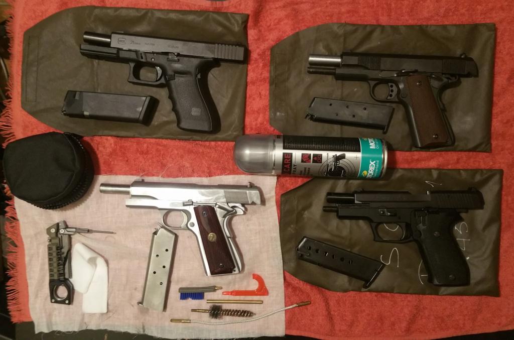 Recherche kit de nettoyage multi calibres All15