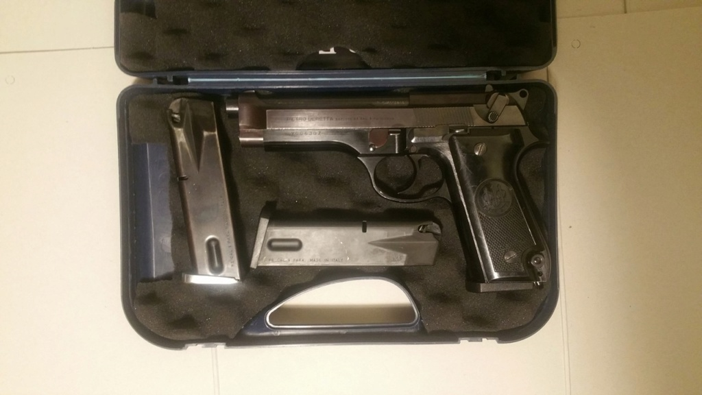 Beretta 92s Be92s019