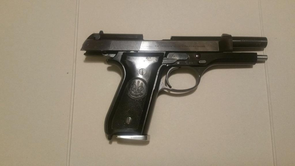 Beretta 92s Be92s023