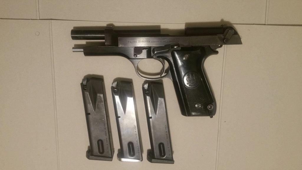 Beretta 92s Be92s027