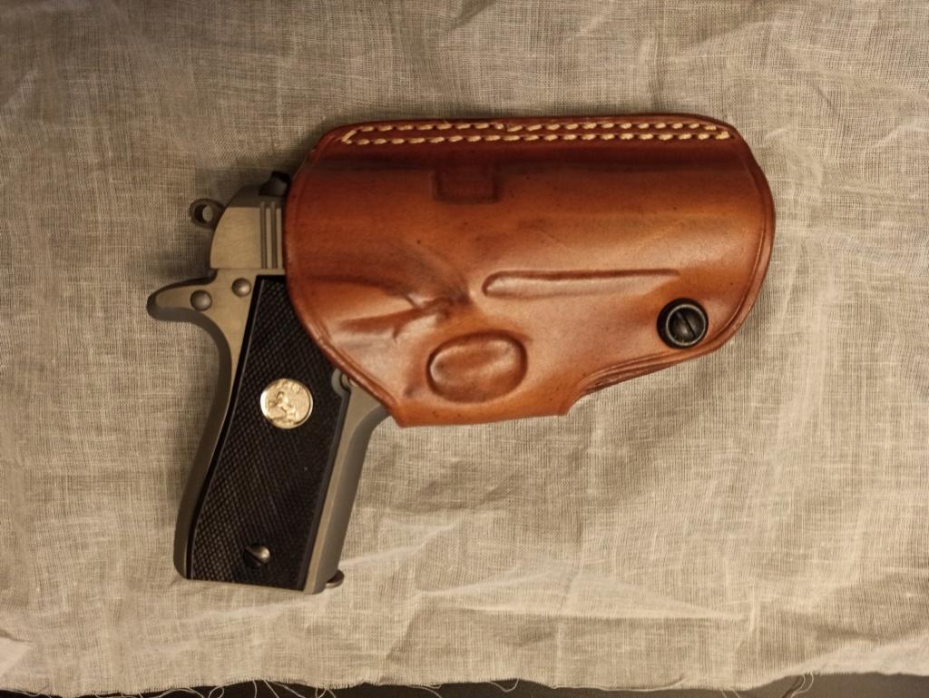 Holster Colt Gov .380 C380_010